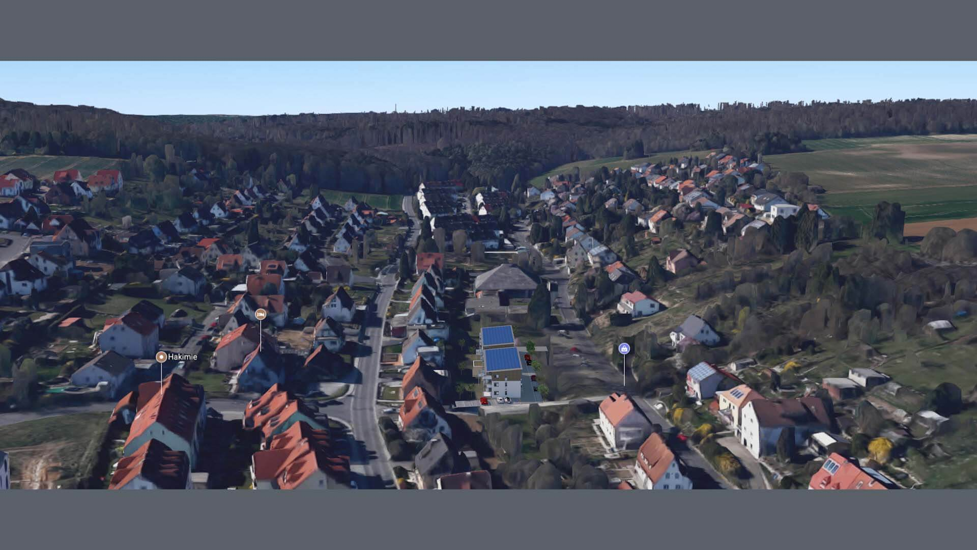 518   Renderbild 2 Google Maps